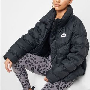 New Nike Sportswear Synthetic Fill Puffer Jacket